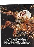MAGAZINE AD For 1990 Diet Coke: A Pepsi Drinker's New Year Revelation