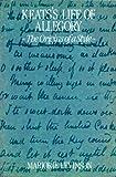 Keats' Life of Allegory, Marjorie Levinson, 0631145117