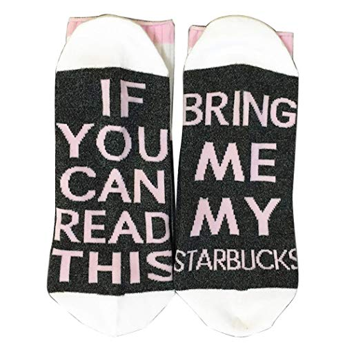 Ferren Women Men Casual Letter Print Autumn Winter Warm Breathable Cotton Socks Casual Socks - http://coolthings.us