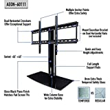 Universal TV Stand for TV with swivel and height