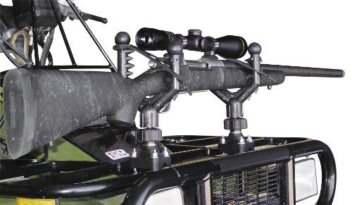 All Rite Products Cushioned Gun Rack CC1-QB by All Rite Products