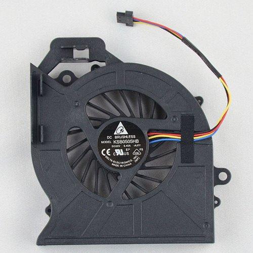 Cooler Para Hp Dv6-6000 Dv6-6200 Mf60120v1-c180-s9a Ad6505hx-eeb