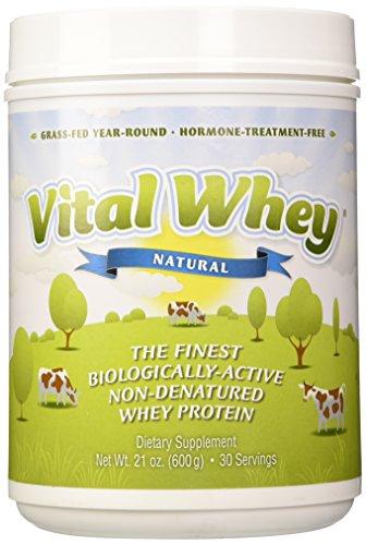 Vital Whey Natural 21 oz(600g)