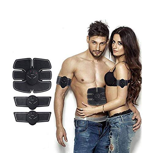 Dflow EMS Abdominal Muscles Exercise Trainer Smart ABS Stimulator Fitness Gym (B07KZR5X3B) Amazon Price History, Amazon Price Tracker
