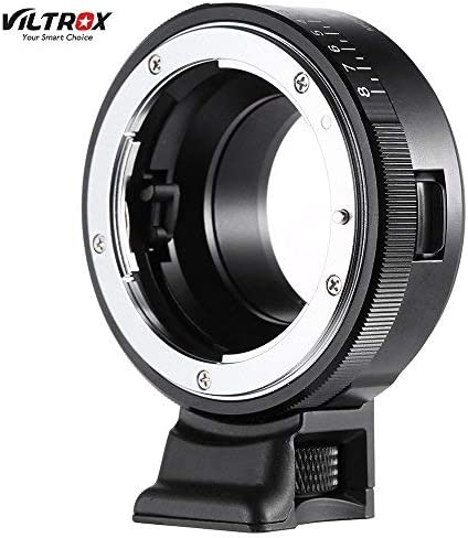 Andoer NF-M4//3 Mount Adapter Ring for Nikon G//F//AI//S//D Type Lens to M4//3 Mount Camera for Panasonic GF1 GF2 GF3 GF5 GF6 G1 for Olympus E-M1 E-P1 E-P2 E-P3