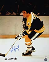 Phil Esposito Autographed 16x20 Photo Boston Bruins Psa/dna Stock #91033