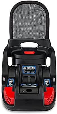 Britax Infant Car Seat Base with Anti-Rebound Bar & SafeCenter LATCH Installation - Compatible with all Britax B-Safe 35, Ultra and Endeavours Infant Car Seats