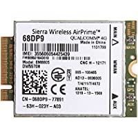 DW5570e Mobile Broadband module EM8805 Airprime 68DP9 HPSA+ WWAN NGFF(M.2) Card Compatible For Dell E7250