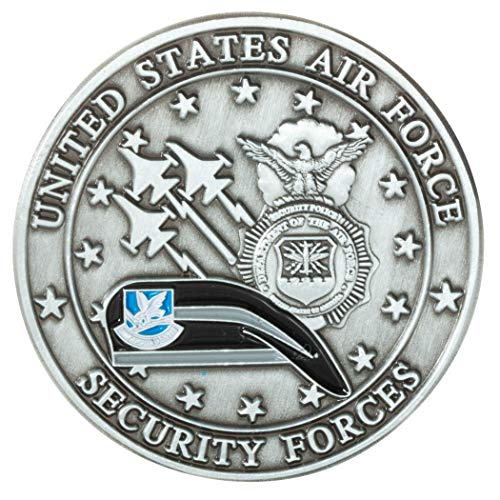 - United States Air Force Security Forces Defensor Fortis Challenge Coin