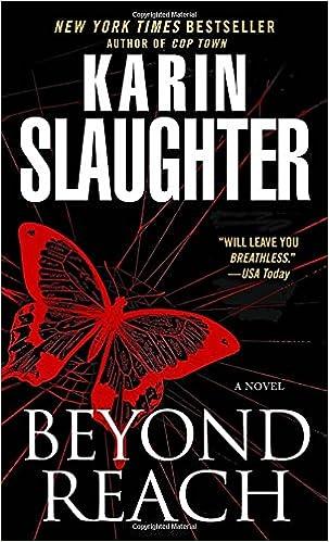 Beyond Reach A Novel Grant County Band 6 Amazon De Slaughter Karin Fremdsprachige Bucher