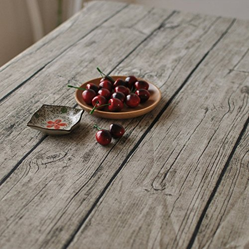 woodland party washable wood pattern tablecloth