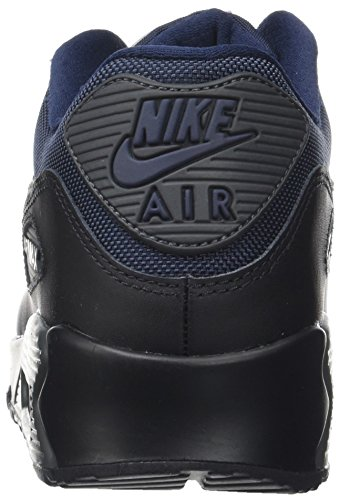 Nike Herren Air Max 90 Essential Low-Top Grau (Obsidian/dark Stucco-black-anthracite)