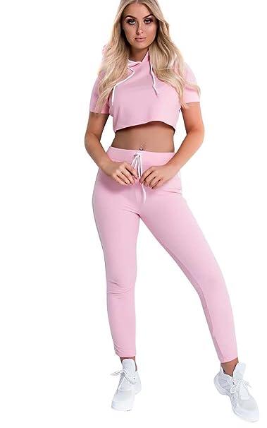Amazon.com: IKRUSH Stella - Chándal para mujer: Clothing