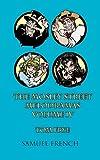Mosley Street Melodramas - Volume 4, Tom Frye, 0573699542