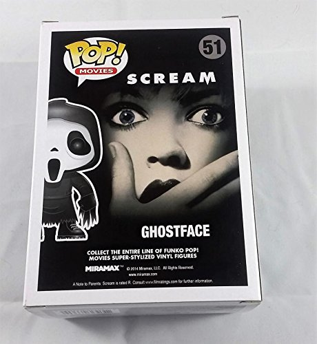CHRIS DURAND SIGNED GHOSTFACE SCREAM FUNKO VINYL POP COA J2 at Amazons Entertainment Collectibles Store