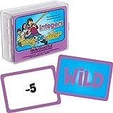 Tug-Of-War -Math Card Game - Integers