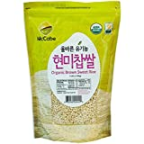 McCabe Organic Brown Sweet Rice, 3-Pound