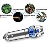 Car Air Purifier, MotorFansClub Auto Fresh Air Ionic Purifier Oxygen Bar Ozone Ionizer Cleaner
