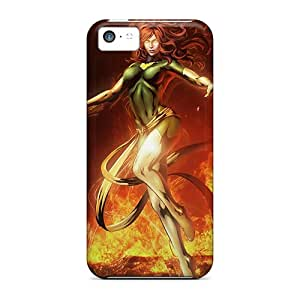 Iphone Cover Case - Mvc3 Pheonix Protective Case Compatibel With Iphone 5c