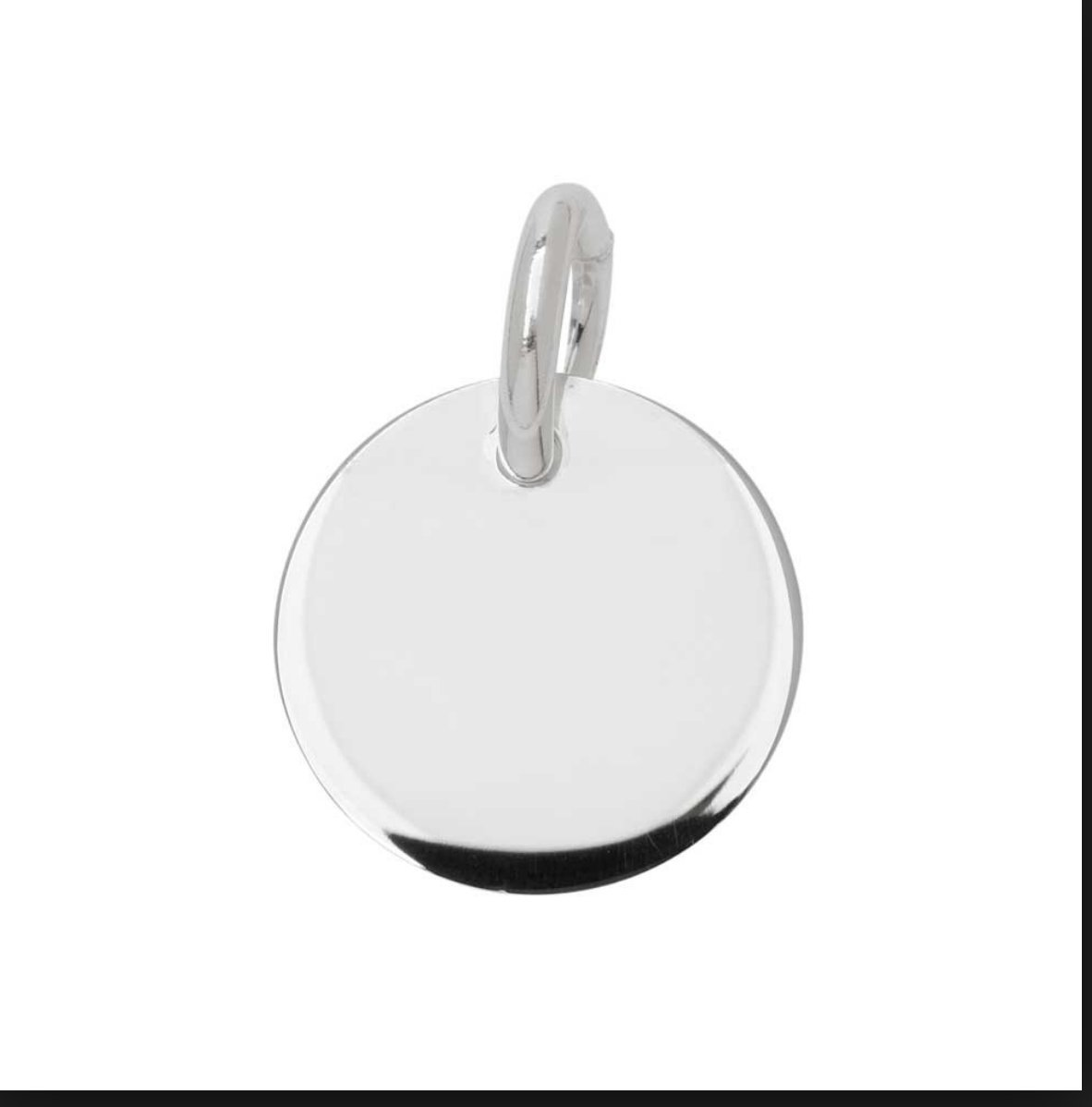 Personalized Stainless Steel Disc or Rectangle