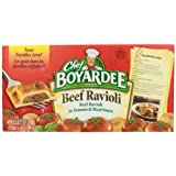 Chef Boyardee Beef Ravioli 8 x 425g