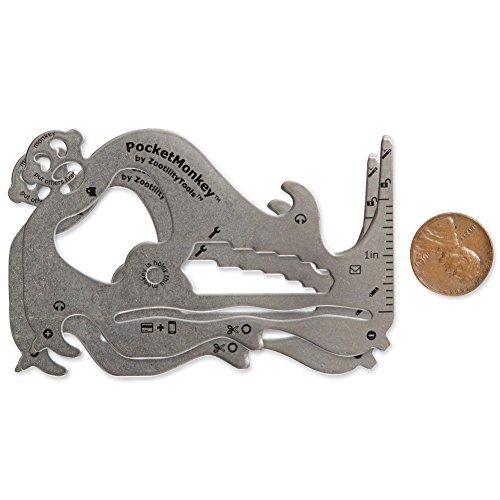 - Pocket Monkey Utility Wallet Tool - Set of 2