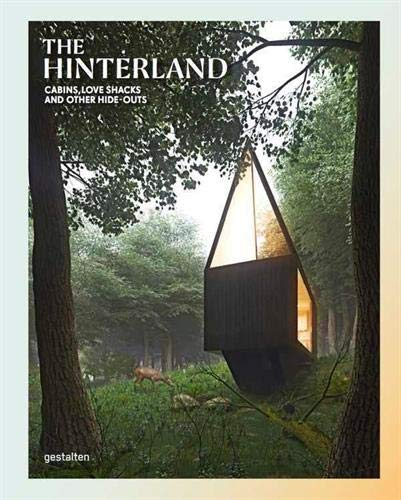 The Hinterland cabin coffee table book