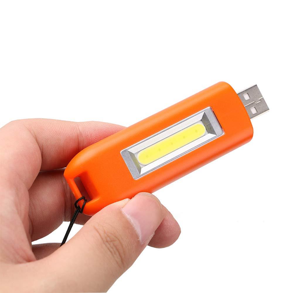 senderismo recargable por USB 3800 lm con zoom ajustable Mini linterna LED luz de enfoque para camping 3 modos ciclismo