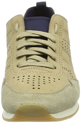 nuun1 Homme Runn Sneakers Adrenal Beige Beige Medium Basses BOSS XvFqEWnS