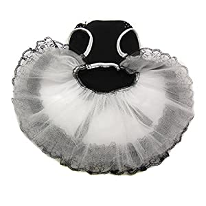 Alfie Pet by Petoga Couture - Rosie Tutu Party Dress - Size: Small