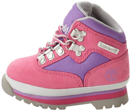 Euro Timberland Rise Low lilac Kids' Pink Hiker Unisex Boots Hiking qwppZ4E1
