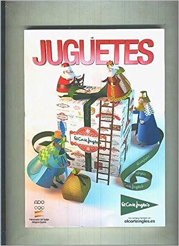 c8e9892cab09 El Corte Ingles: catalogo juguetes navidad 2014: Amazon.es: varios ...