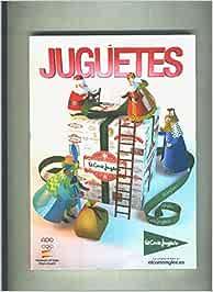 El Corte Ingles: catalogo juguetes navidad 2014: Amazon.es