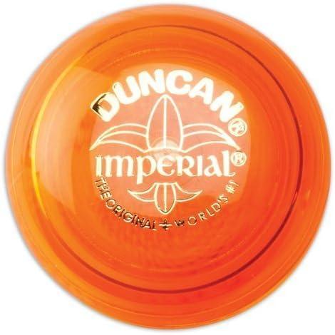 Green//Orange Duncan Imperial Yo-Yo 2-pack