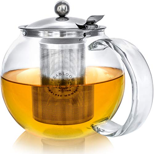 Best borosilicate glass tea kettle stovetop to buy in 2020