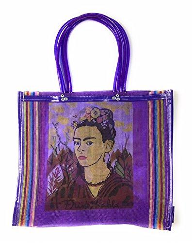 Frida Kahlo Mesh Bag - 2