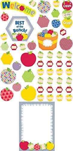 Creative Teaching Press HexaFun Apple Appeal Bulletin Board Set (1536)