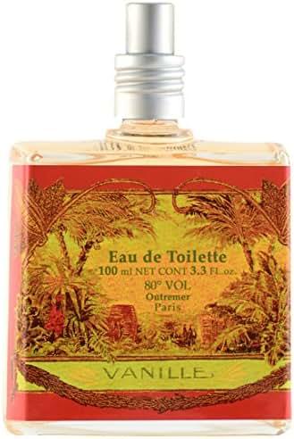 L'Aromarine Vanille Eau de Toilette 3.3 fl oz spray
