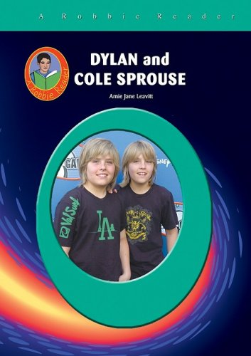 Dylan & Cole Sprouse (Robbie Readers) (Robbie Reader Contemporary Biographies)