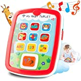 HISTOYE Baby Learning Toys Tablets Gifts for 1 + Year Old,Toddlers Educational Toys Learn to Talk, Electronic Learning Pad fo
