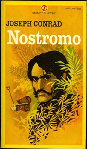 Image result for Nostromo Signet book cover