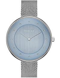 Swatch SKW2318 38mm Silver Steel Bracelet & Case Mineral Women's Watch
