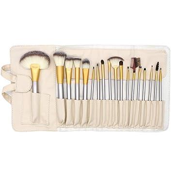 Refaxi Set de 24 pinceles de maquillaje para maquillaje ...