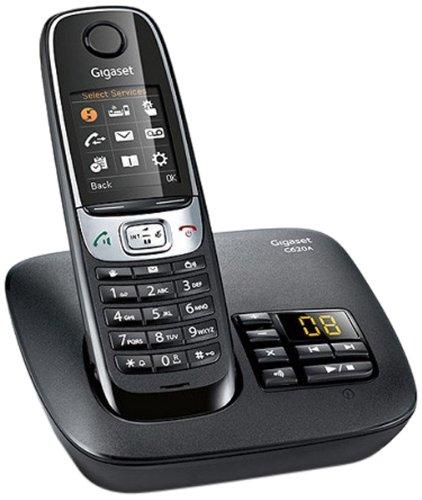 209 opinioni per Gigaset C620A Telefono Cordless, Segreteria Telefonica, Risponditore,
