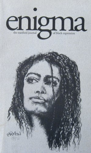 Enigma: Spring 1992 (The Stanford Journal of Black Expression)