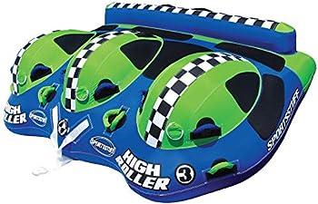 Sportsstuff High Roller 1-2 Rider Towable Tube for Boating