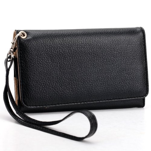 universal-black-clutch-wristlet-wallet-for-htc-droid-dna
