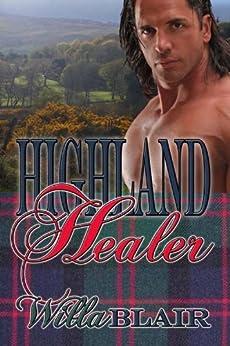 Highland Healer (Highland Talents Book 1) by [Blair, Willa]