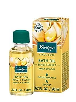 Kneipp Valerian and Hops Bath Oil, Travel Size .67 fl oz