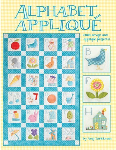 Alphabet Junction - Indygo Junction's Alphabet Applique by Amy Barickman (2014-06-01)